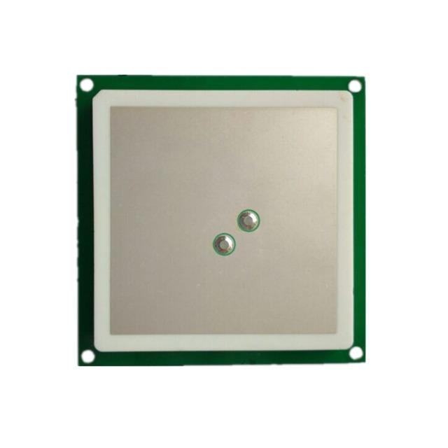 3dBi双馈点RFID圆极化陶瓷天线