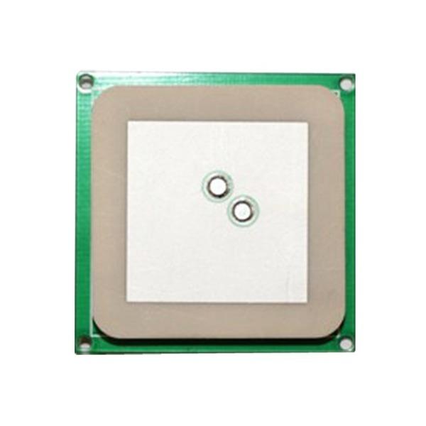 1.5dBi 双馈点 RFID圆极化陶瓷天线