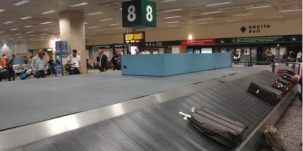 RFID行李处理
