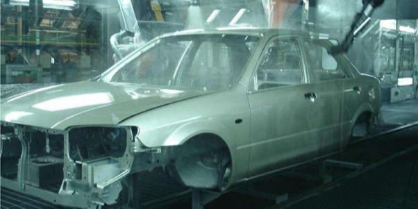 汽车制造RFID