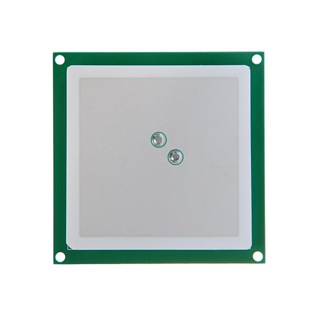 3dbi超高频RFID微带陶瓷天线