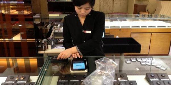 RFID珠宝门店