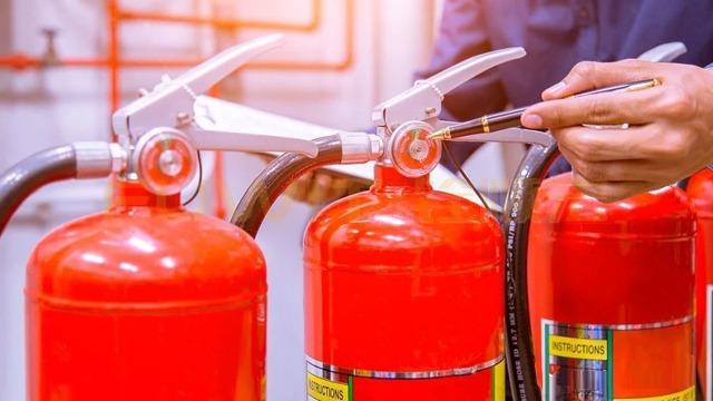 消防器材RFID固定资产管理系统