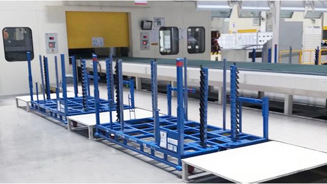 RFID钢铁生产管理,rfid制造