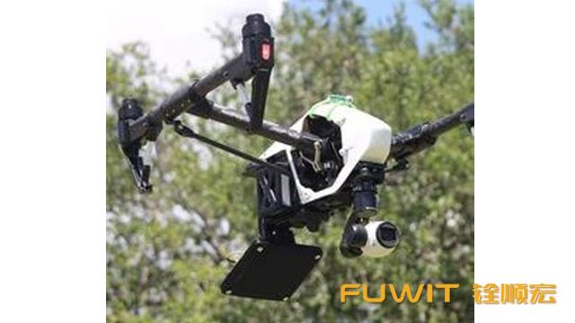 RFID技术在无人机管理系统中的应用,GPS 追踪